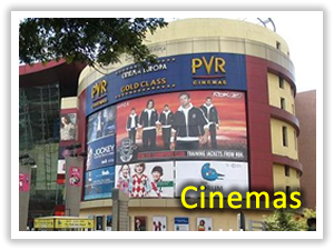 PSA Serviced Apartments cinemas