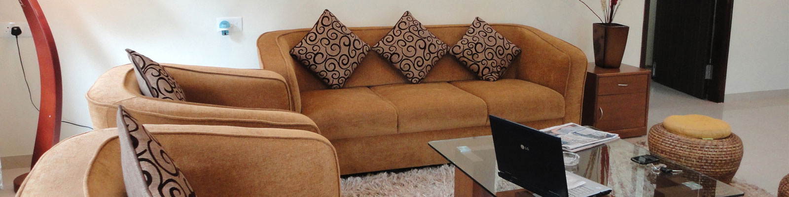 Two Bedroom Accommodation Bangalore
