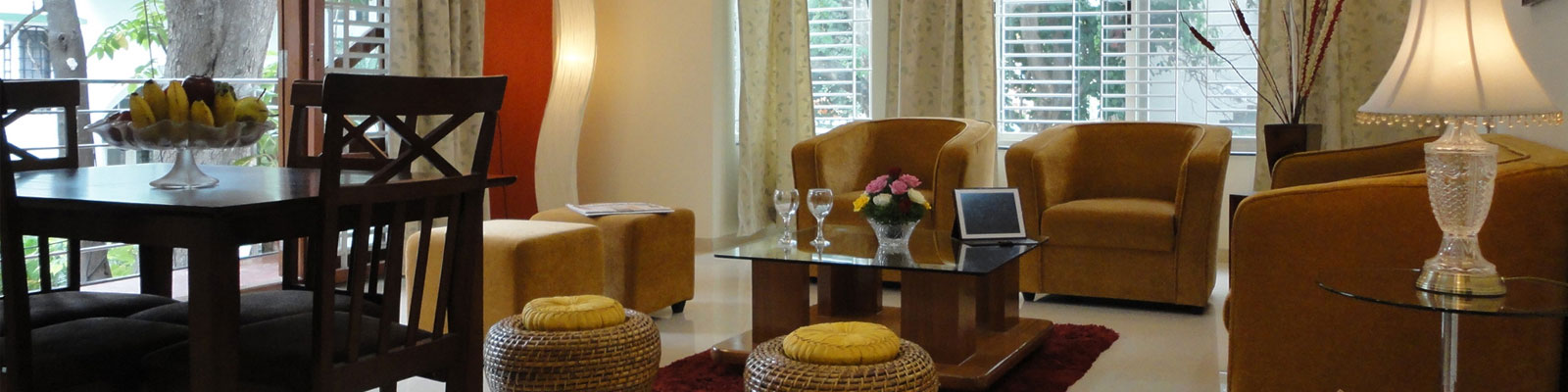 Premium Serviced Apartments contact us